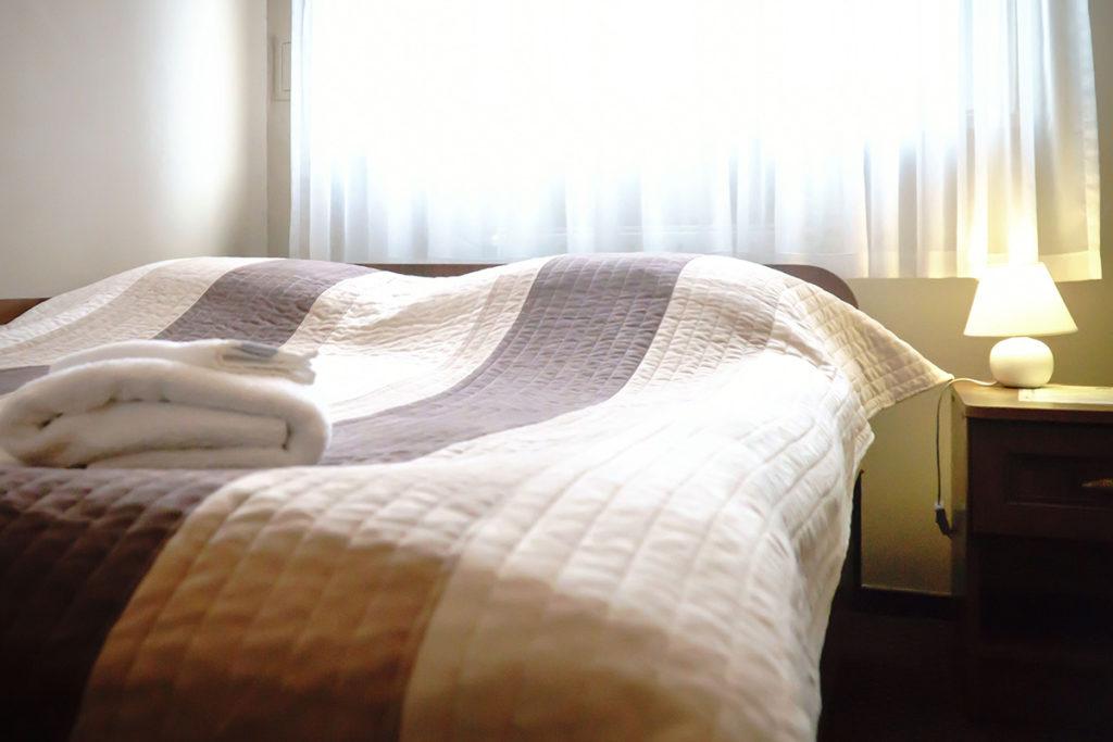 Apartament częśc sypialna
