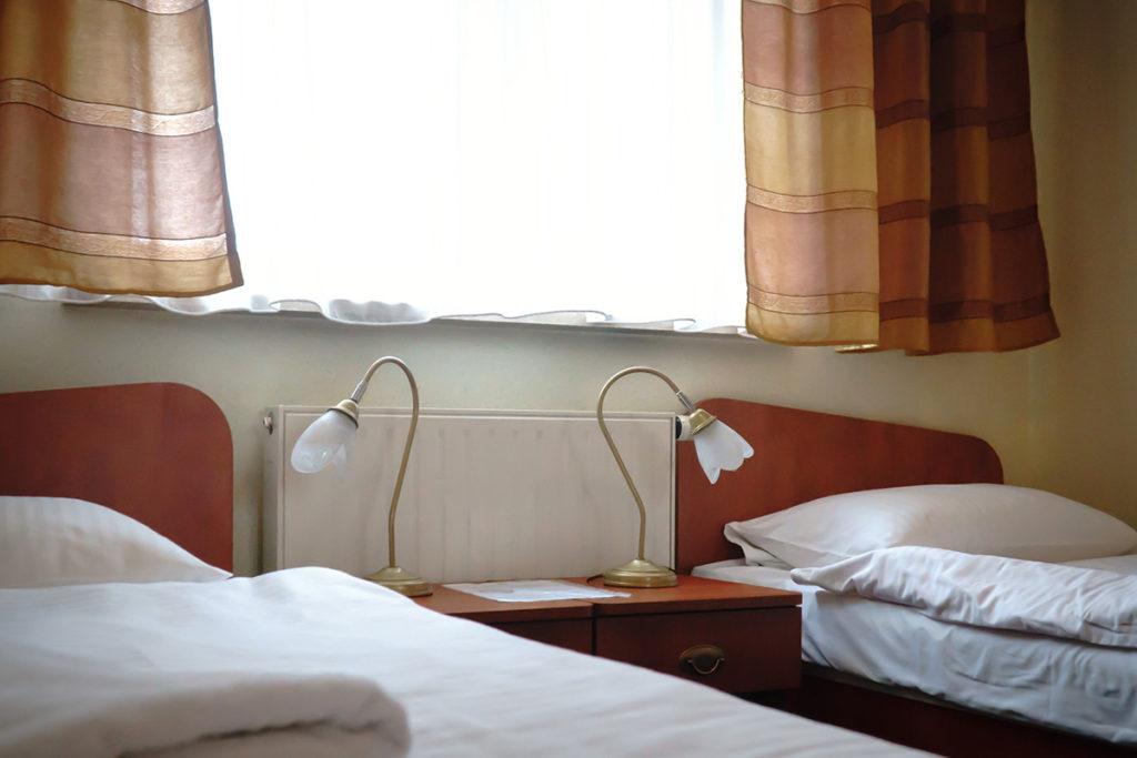Dwójka z dwoma łóżkami