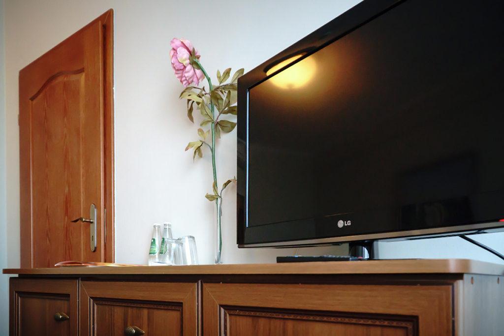 TV apartament
